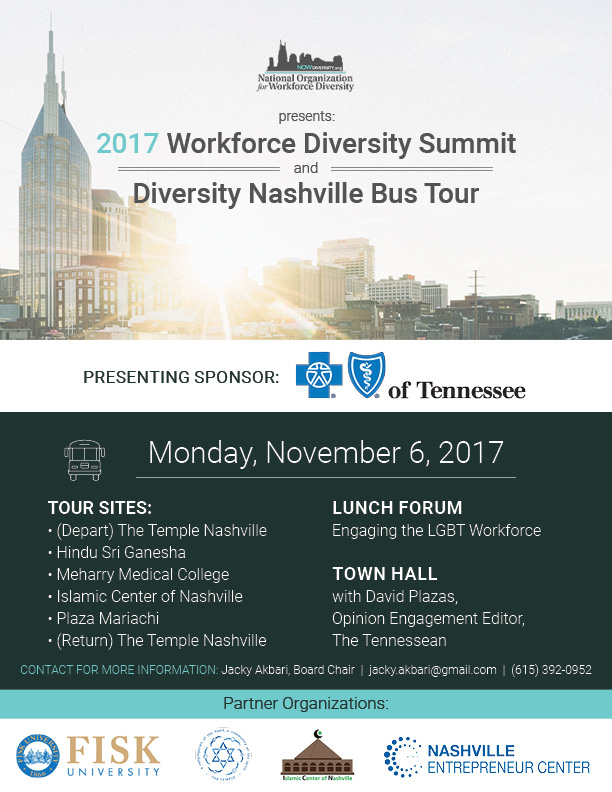 NOW Diversity 2017 Bus Tour Flyer 2